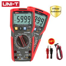 UNI-T UT89X UT89XD True RMS Professional Digital Multimeter Tester NCV 20A Current AC DC Voltmeter Capacitance Resistance Tester