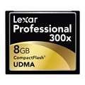 Lexar CompactFlash card 8 ГБ Карты Памяти Compact Flash UDMA7 Высокая Скорость 300X40 Mb/s
