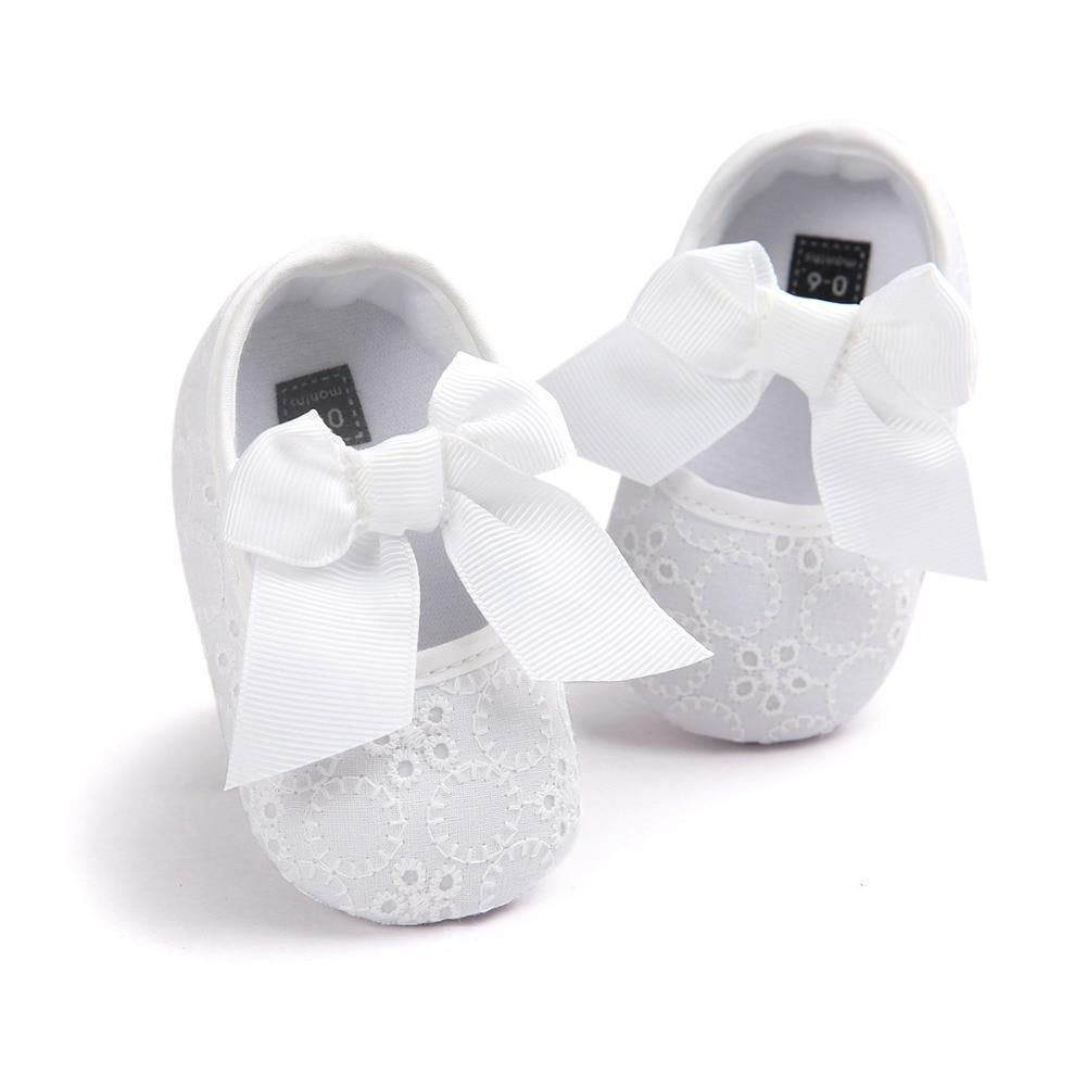 Hongteya Marke Nette Prinzessin Infant Girl Schuhe Mit Bogen schöne - Babyschuhe - Foto 4