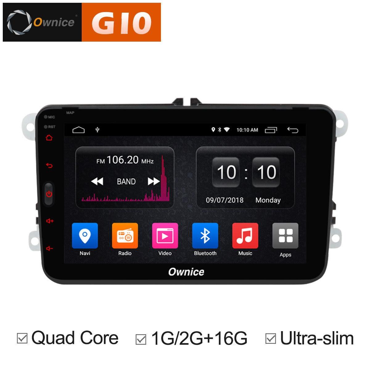 Android 2 Din Radio Car DVD GPS Navi Multimedia Player For VW Skoda Octavia 2 Automobile Eletronic Intelligent System Multimedia
