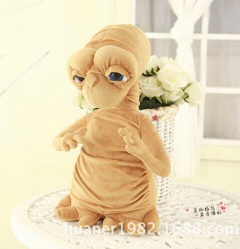 75 cm mignon saucerman dessin animé et poupées en peluche extraterrestre jouets brinquedos bébé jouet en peluche jouets une pièce classique jouets