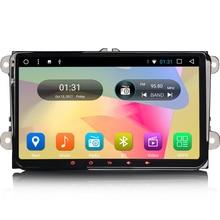 8 Core Android 7.1.2 For VW PASSAT CC Autoradio Car GPS Radio DAB+Wifi Navi RDS Bluetooth CAM-IN AUX