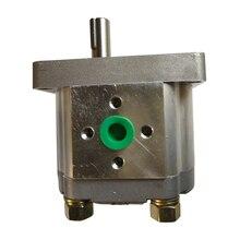 Масляный шестеренный насос CBN-E316-FPR CBN-F316-FPR CBN-E318-FPR CBN-F318-FPR высокого давления из алюминиевого сплава насос 160bar 20Mpa