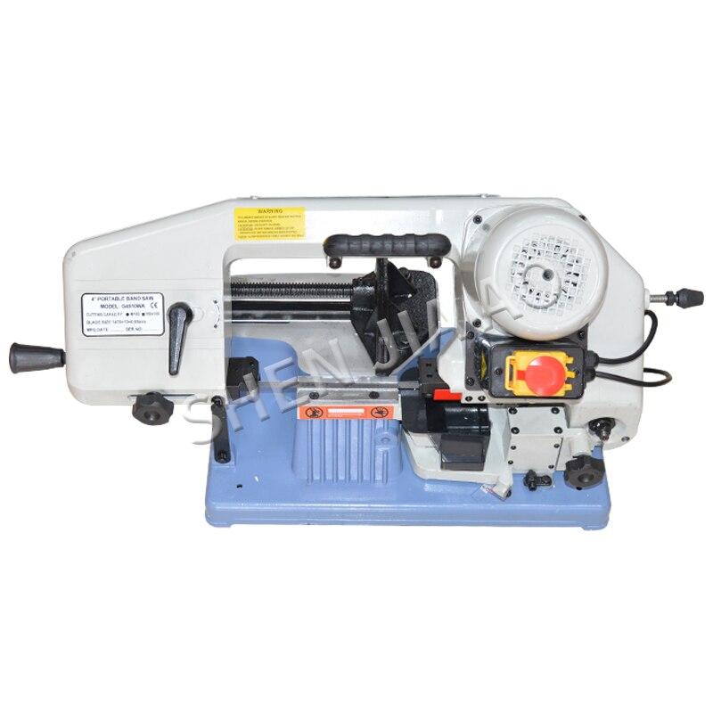 1 шт G4510WA 2 Портативный Металл ленточнопильный металлическая машина для сшивания лент моторная медная проволока Алюминий тела 220 V/110 V