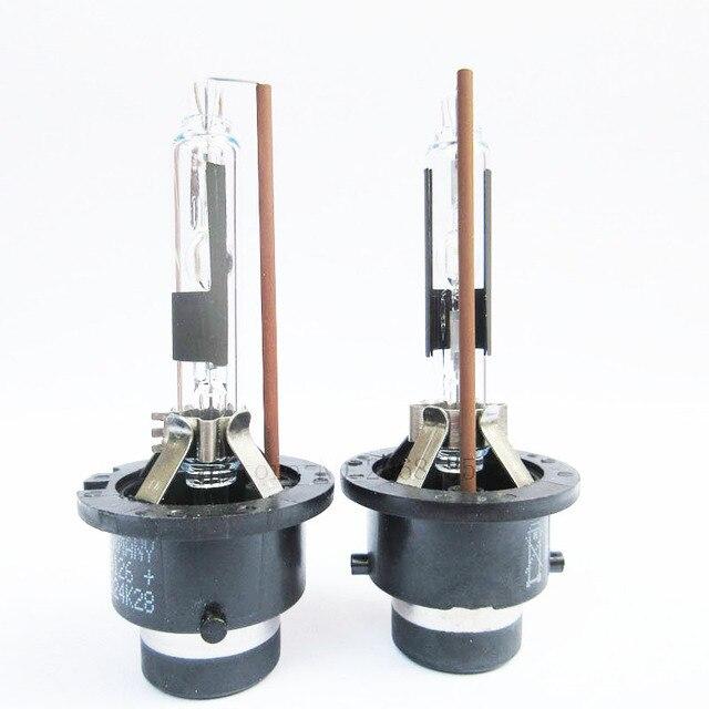 (2 unids/lote) de Alta calidad de NUEVA D2R/D2S/D4S/D4R/D1S D3S/12 V 35 W 4300 K 6000 K lámpara de Xenón Venta 85126 85122