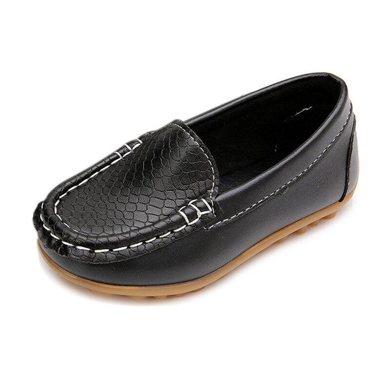 aliexpress buy new boys pu soft leather