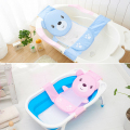Bathtub Bath Shower Cradle Bed Seat Net Baby Home Bathroom Bathiing Tool