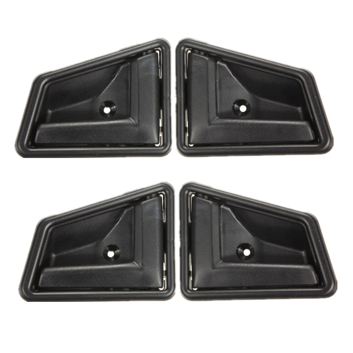 4 pcs Inner Inside Interior Door Handles For Suzuki Sidekick Geo Tracker 1991-1998