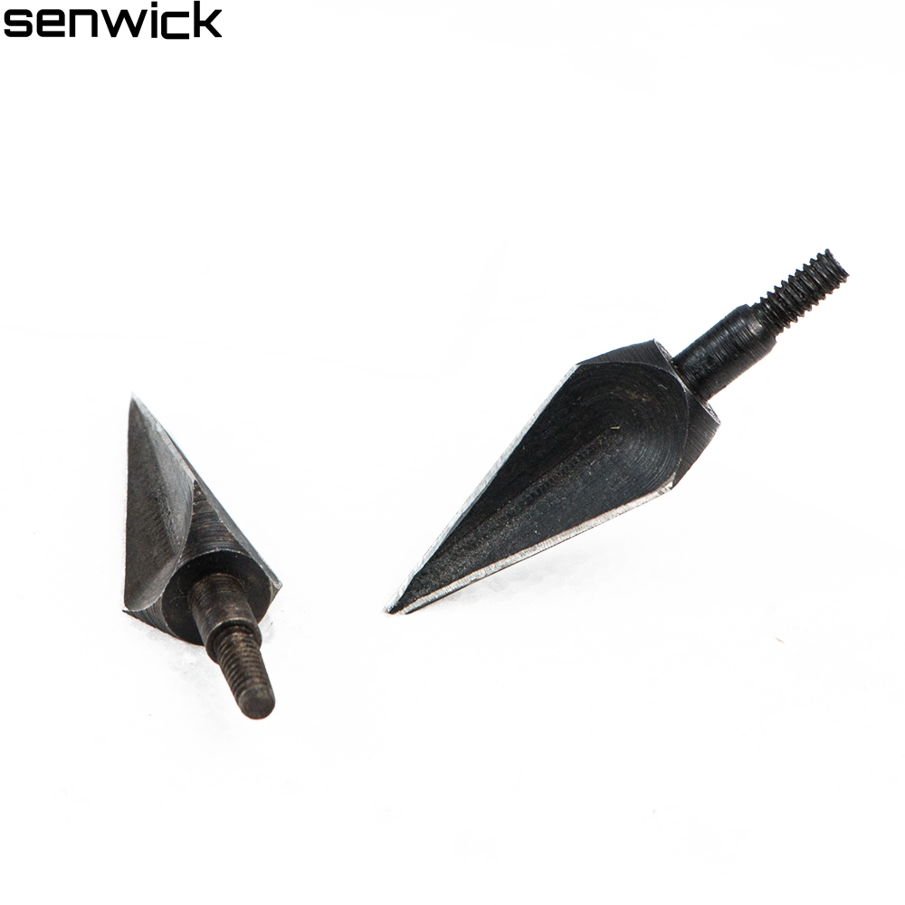 3pcs Or 6pcs Trigonous Broadheads Antique 150 Grain Arrow Head Arrws For Crossbow And Compound Bow Archery Hunting