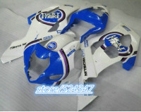 Injection Nn GSX R1000 K3 03 04 GSX R1000 K3 White Blue GSXR 1000 2003 2004 GSXR1000 Fairing Kit for Suzuki