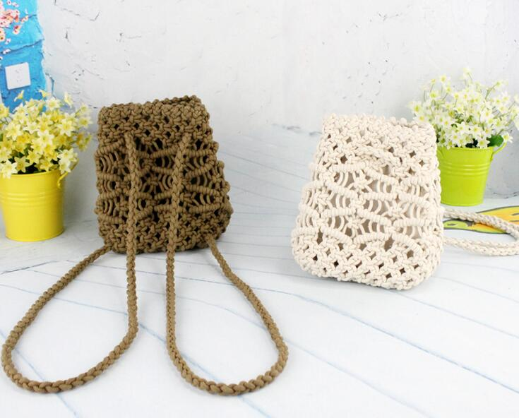 Online Buy Wholesale crochet backpack from China crochet ...