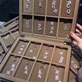 Feminino/meninas genuíno 925 prata esterlina 26 letras maiúsculas aaa cz iniciais nome pingentes colares moda jóias melhores presentes