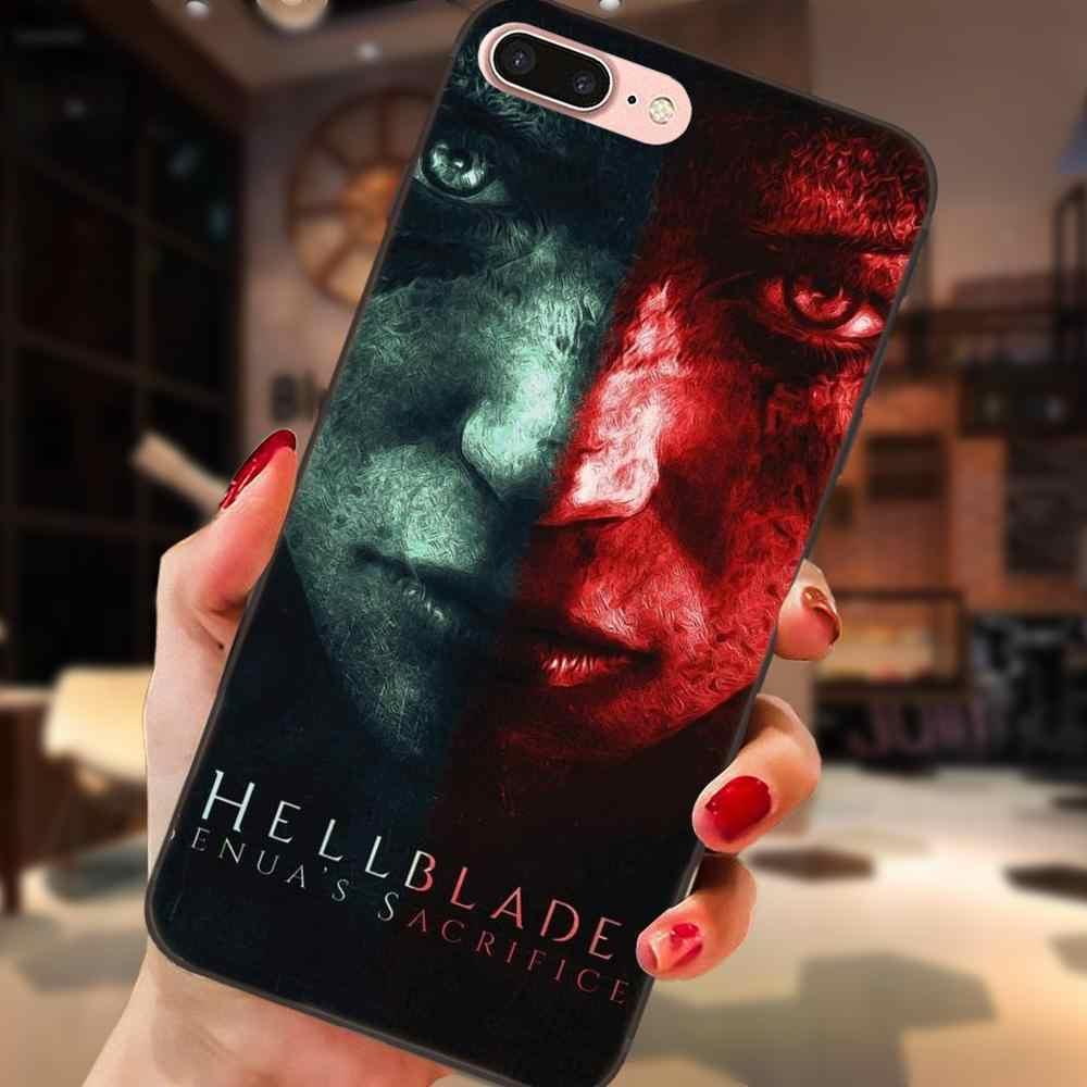 coque iphone 8 hellblade