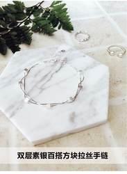 GC566 2019 Лидер продаж модное Ювелирное Украшение Романтический s925 наивысшего качества браслет имеют различные цветов на выбор
