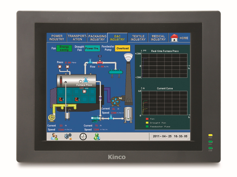 NEW Original Kinco Touch Panel HMI MT4620TE,12.1 TFT Display,800*600, 65536 Colors,3 COM Ports,RS232/RS485-2/4, Ethernet Suport mt4230t kinco 4 3 tft hmi screen panel have in stock fasting shipping