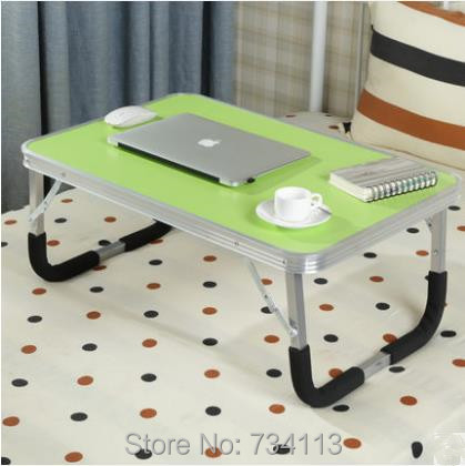 Folding table for Laptop,Lazy table Student dormitory Easy learning desk 61*41*27CM,tea coffee table цена