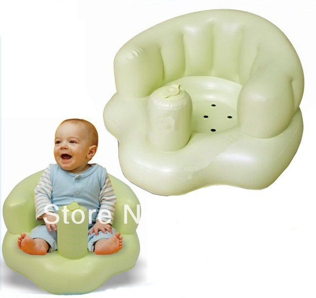 Built in Air Pump Inflatable Baby Bath Chair Multifunction Small ...