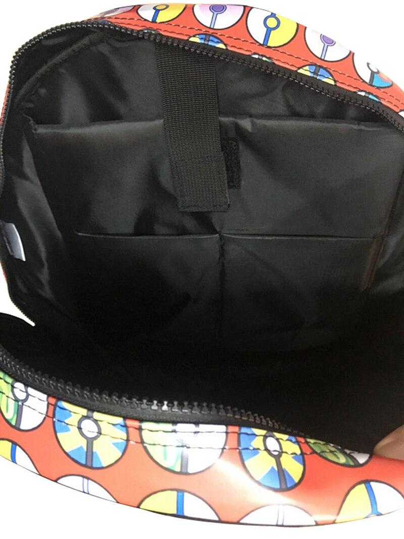 Anime Captain America LOGO Backpack Civil War Avengers Super Hero ... 23e162b4ff102