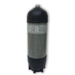 AC10991 Acecare 4500Psi 9L PCP Airsoft Tank Breathing Compressed Air Carbon Fiber Scuba Diving Cylinder With Cover Boot Acecare