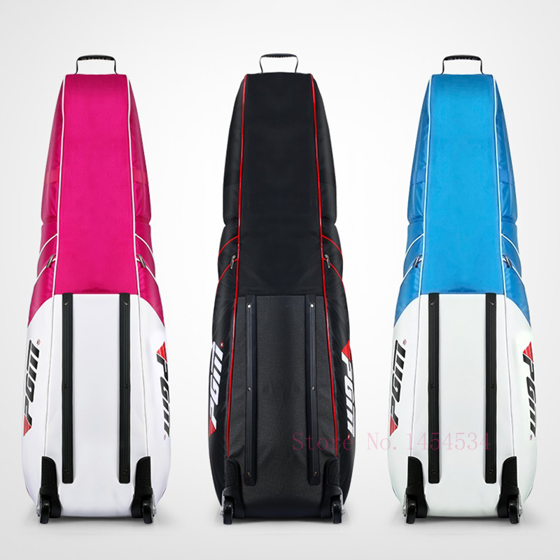 Brand Aviation Bag Golf Package Travel Outsourcing Plane Bags Aircraft Thickening Folding Pad Golf Holiday Cover Bag Case Wheels menat amulets mb 016 motorcycle bag bilateral package saddle bag bilateral package side bags