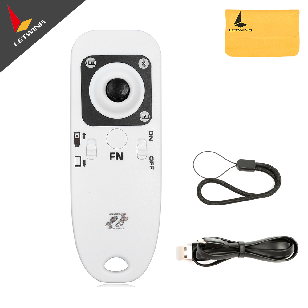 Original Zhiyun Tech Bluetooth Wireless ZW B01 Remote Controller Rider M Zhiyun M Crane Bright Shining