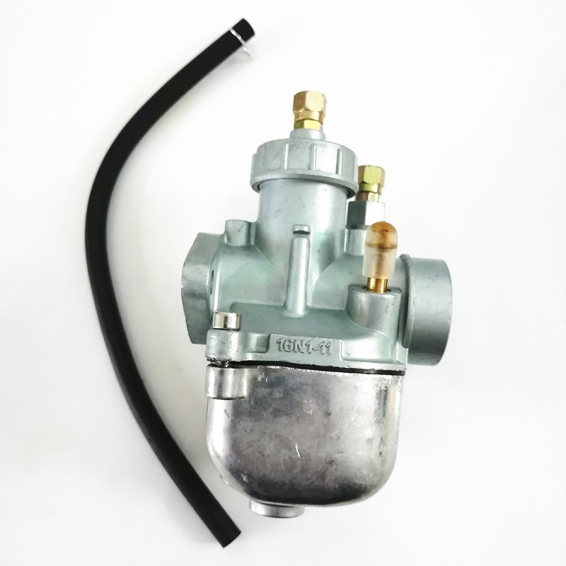 Carburateur moto Vergaser 16N1-11 passend pour Simson S50, S51 S70 16mm 19mm performance spécifique carburateur