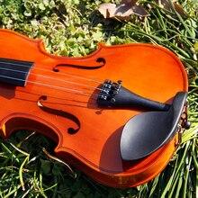China Rescatar 1/4 Violín (3/4 y 4/4 y 1/2 y 1/8) acústica de Violín con Estuche/Violín de Alta Calidad