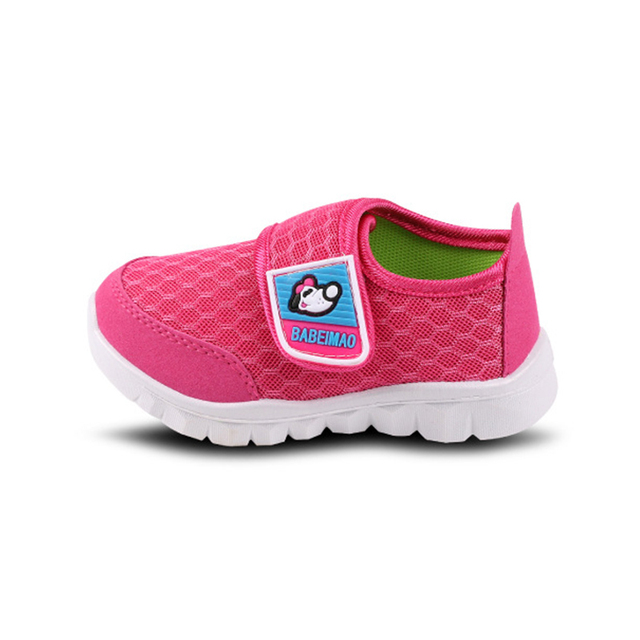 Children's sport shoes 2018 spring new comfortable kids breathable sneakers non-slip soft boys girls baby child casual shoes 2