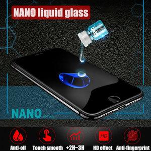 Image 2 - BFOLLOW NANO Liquid Glass Screen Protector Oleophobic Coating Film Universal for iPhone Huawei Xiaomi Mate 20 Pro Lite