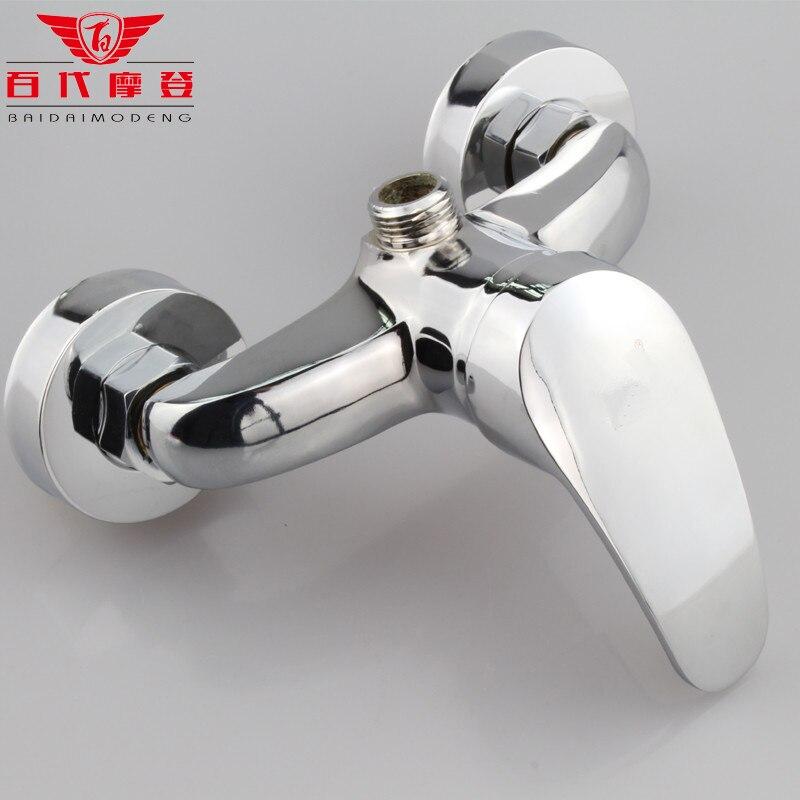 Zinc Alloy Shower Faucet Upwards Hot and Cold Shower Mixer Valve Bath Faucet Into The WallZinc Alloy Shower Faucet Upwards Hot and Cold Shower Mixer Valve Bath Faucet Into The Wall