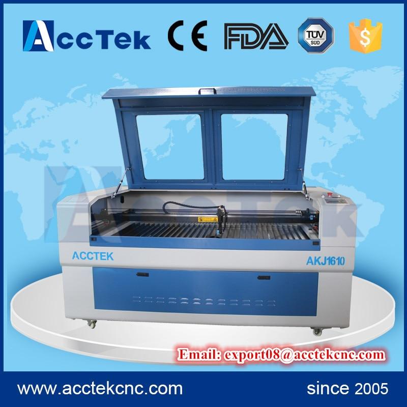 Cheap Laser Engraving Machine/ Co2 Laser Machine 1610/ Laser Wood Engraving Machine Price