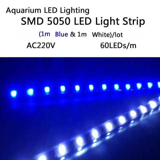 Aquarium led strip lighting smd5050 led grow lights strip for aquarium led strip lighting smd5050 led grow lights strip for aquatic plants grow in the fish mozeypictures Images