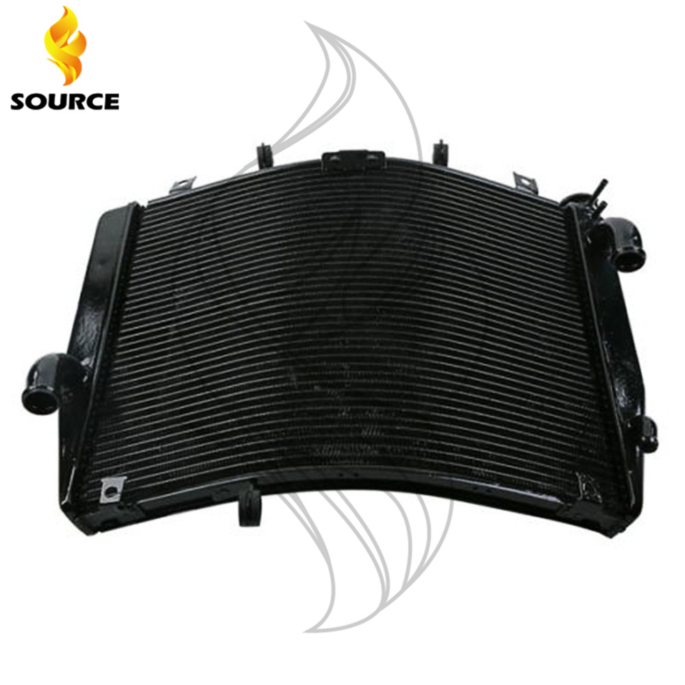 Motorcycle Oil Cooler Radiator Guard Grille Cover Protecter For Kawasaki ZG1400 GTR1400 2008 2009 2010 2011 2012 motorcycle parts radiator grille protective cover grill guard protector for 2006 2007 2008 2009 2010 2011 kawasaki ninja zx14