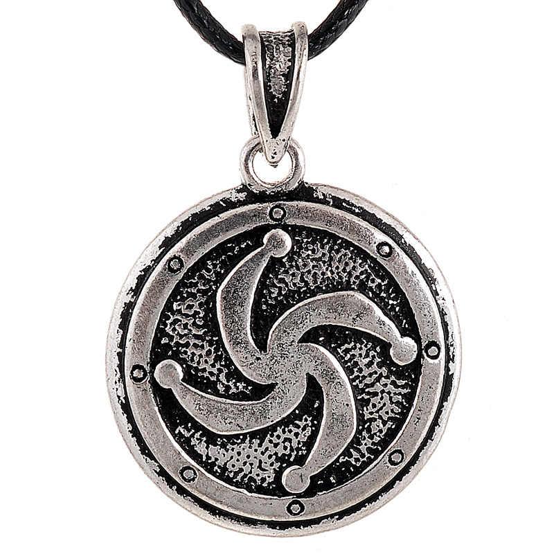 Słowiański pręt wisiorek urok Amulet Pendiente słowiańskie Viking pręt Amulet wisiorek drop shipping