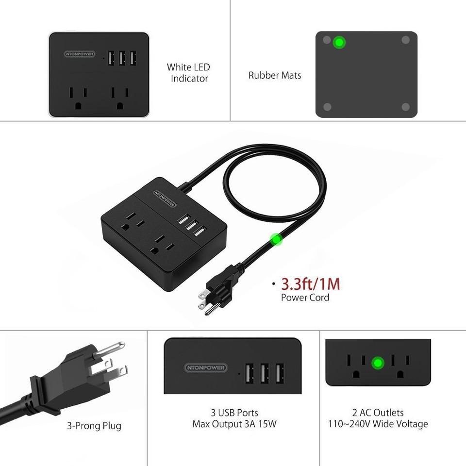 US Electrical Plug Sockets (4)