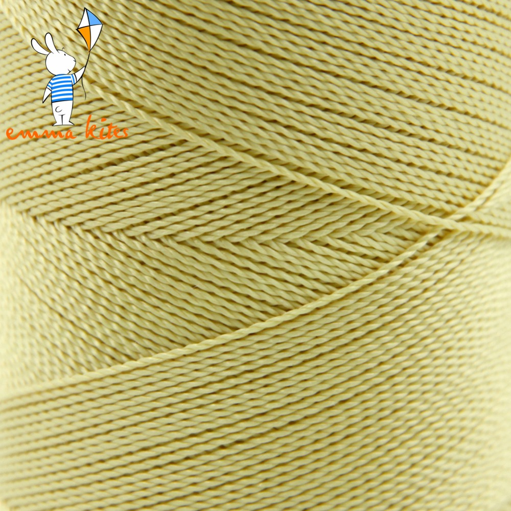 Twist Kite String 2000ft 70lb Kevlar Line for Outdoor Fishing Camping Hiking Backpacking Cord