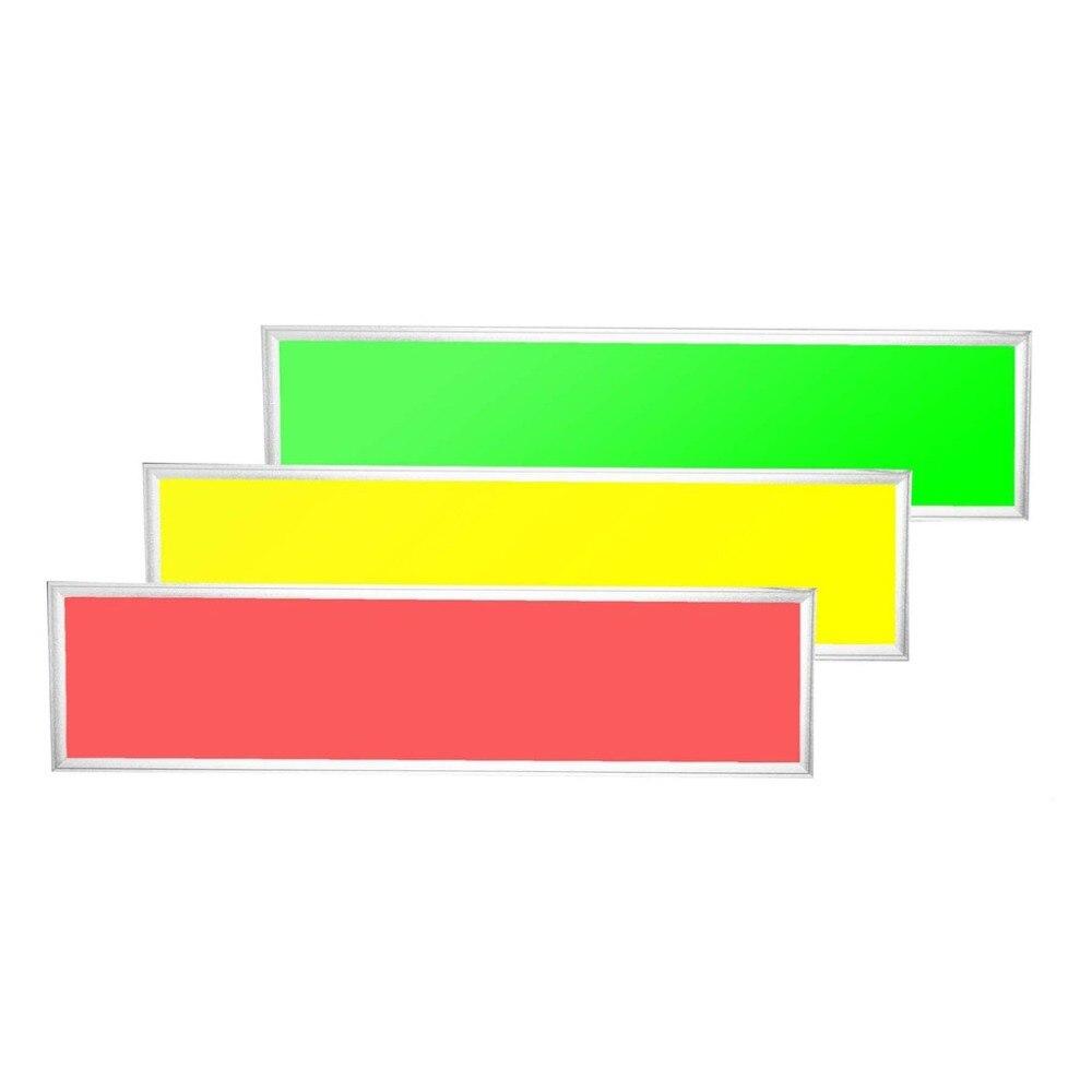 frete gratis mudanca de cor rgbw conduziu a luz do painel quadrado 300x1200mm rgbw rgbw conduziu