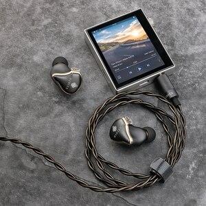 Image 5 - Hidizs Meerjungfrau MS1 HiFi Audio Patentierte Dynamische Membran In ohr Monitor kopfhörer IEM mit Abnehmbare Kabel 2Pin 0,78mm Stecker