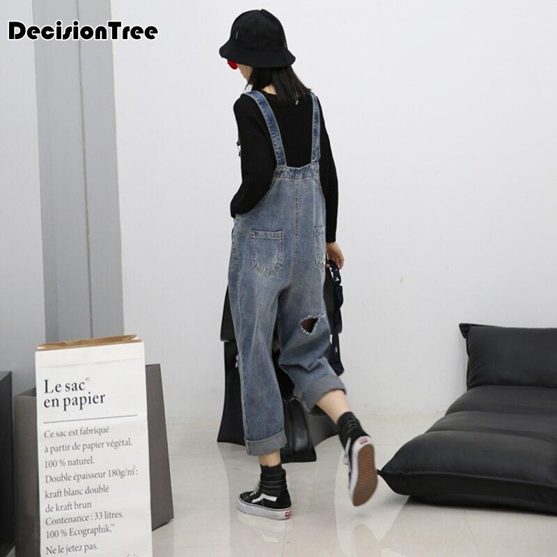 08483ce8da9 2019 new short denim jumpsuit romper women overalls casual jeans short  playsuits distressed details dungarees femme