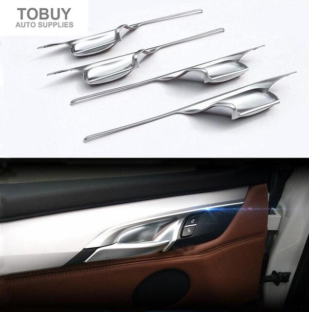 Attractive TTCR II Interior Car Accessories For BMW X5 F15 X6 F16 Inside Door Handle  Bar