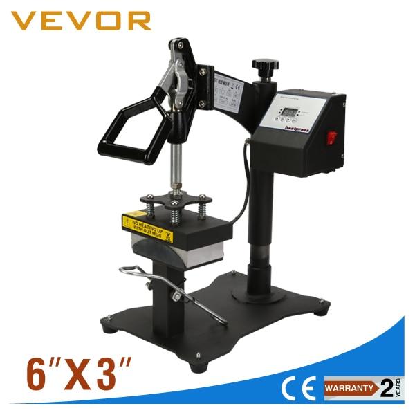 VEVOR Manual Cap Press Hat Heat Transfer Machine -in ...