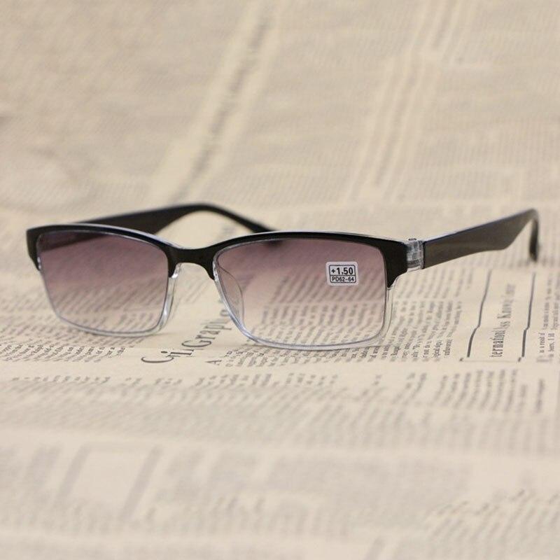 Men Women Reading Glasses Presbyopic Square Black ... | 800 x 800 jpeg 67kB