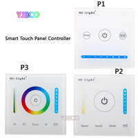 MiBOXER P1/P2/P3 Smart Panel Controller Dimming Led Dimmer RGB/RGBW/RGB+CCT Color Temperature CCT for Led Panel/Strip Light