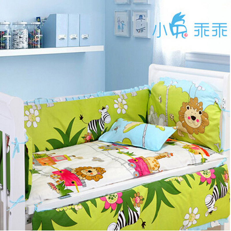 DANCHEL 110x65cm baby bed 5 pieces is long side short side ...