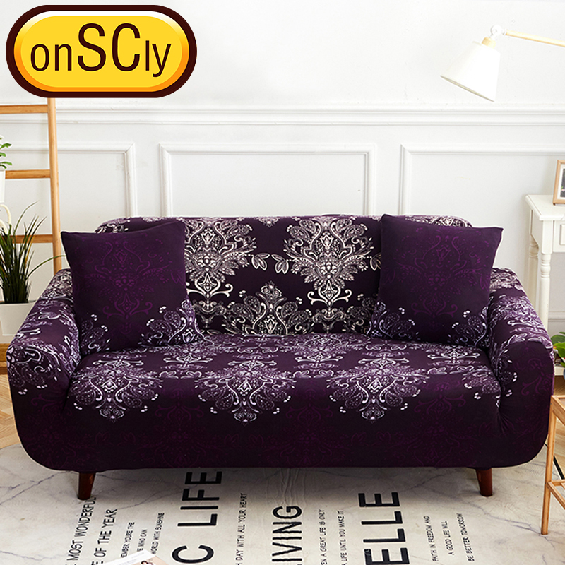 Purple Night Protector Sofa Cover Sofa Slipcover Furniture