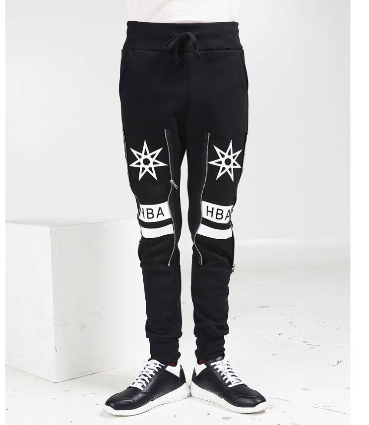 Hba Mens Joggers Sweat Pants Swag Pantalones Hombre Hip Hop Pants Man Trousers Streetwear Trousers Brand Trousers Mensstreetwear Shirt Aliexpress
