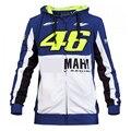 Nueva ropa de motocross racing motogp rossi vr46 algodón hoodies chaquetas de la motocicleta off-road moto capa ocasional