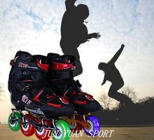 High quality!Professional Roller Skating Shoes Child Adult Inline Roller Skate Patins Outdoor Sports Roller Skates Shoes