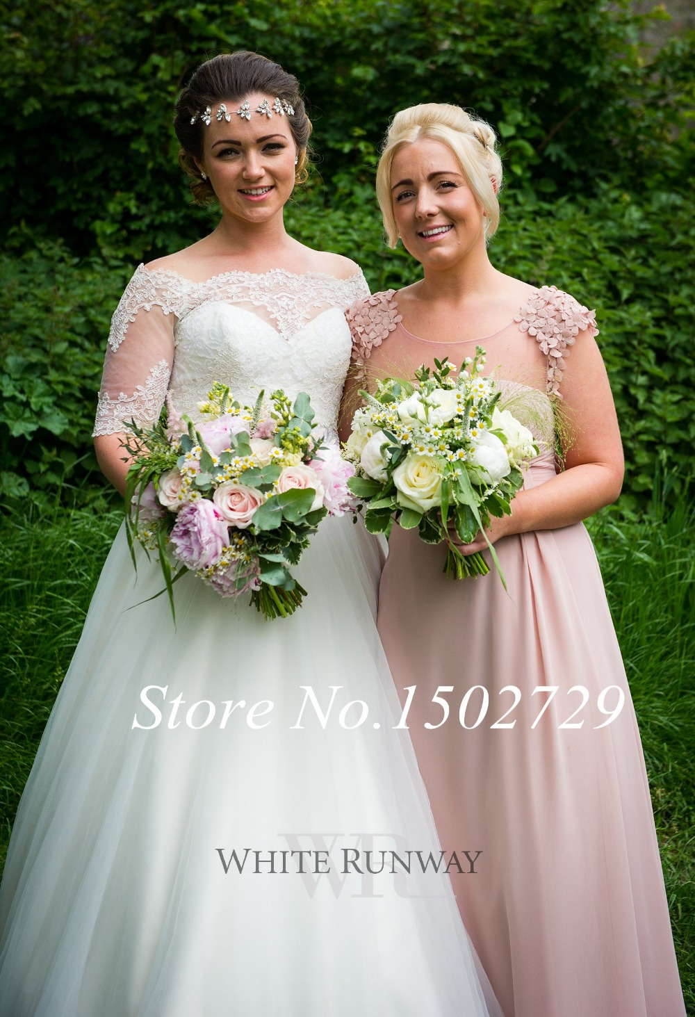 Cheap dusty pink chiffon long bridesmaid dresses under 100 sheer cheap dusty pink chiffon long bridesmaid dresses under 100 sheer neck flora maid of honor dress for wedding party gowns vestidos in bridesmaid dresses from ombrellifo Image collections