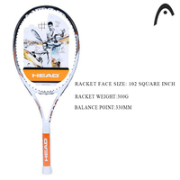 HEAD Women 2 MP Racket Surface Tennis Rackets Professional Training Rackets For Tennis Top Quality Tennis